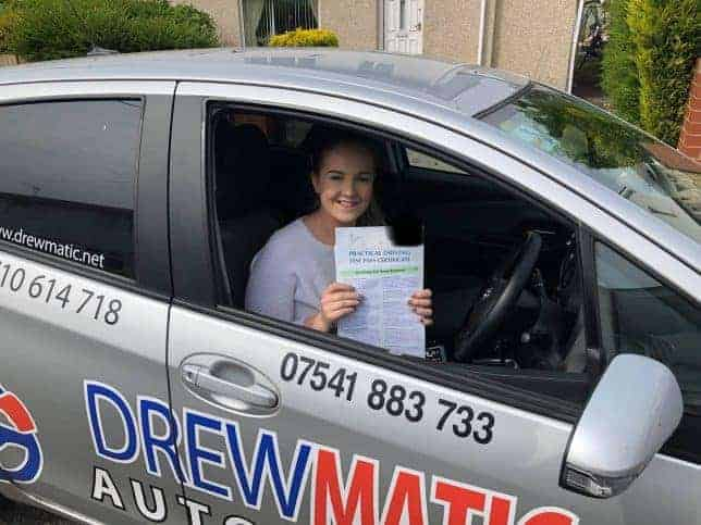 Automatic Driving Lessons Seaham