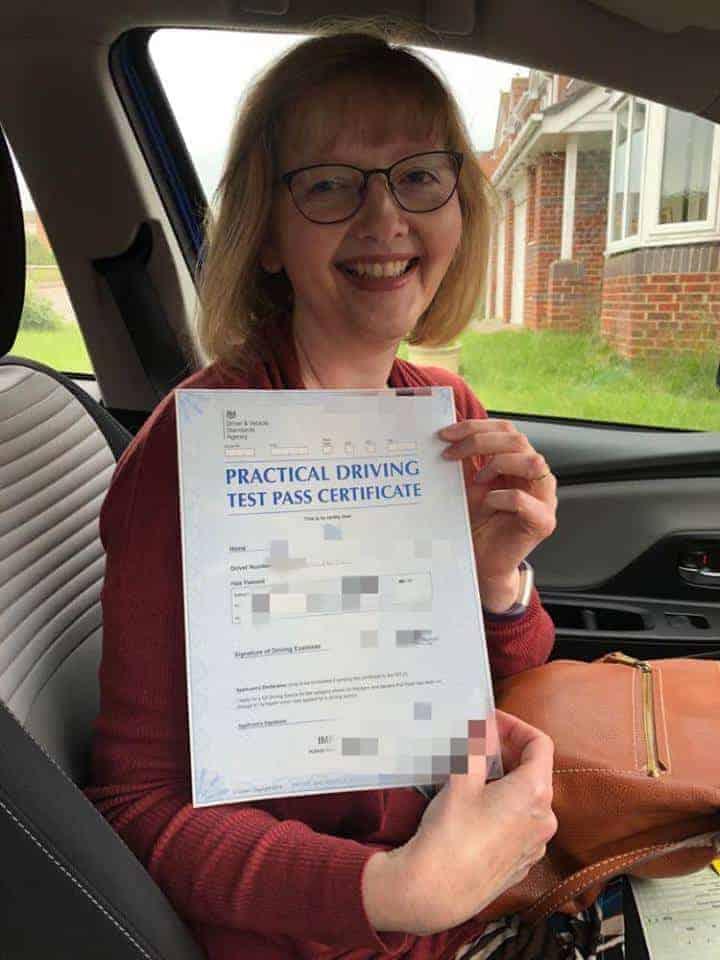 Automatic Driving Lessons Easington