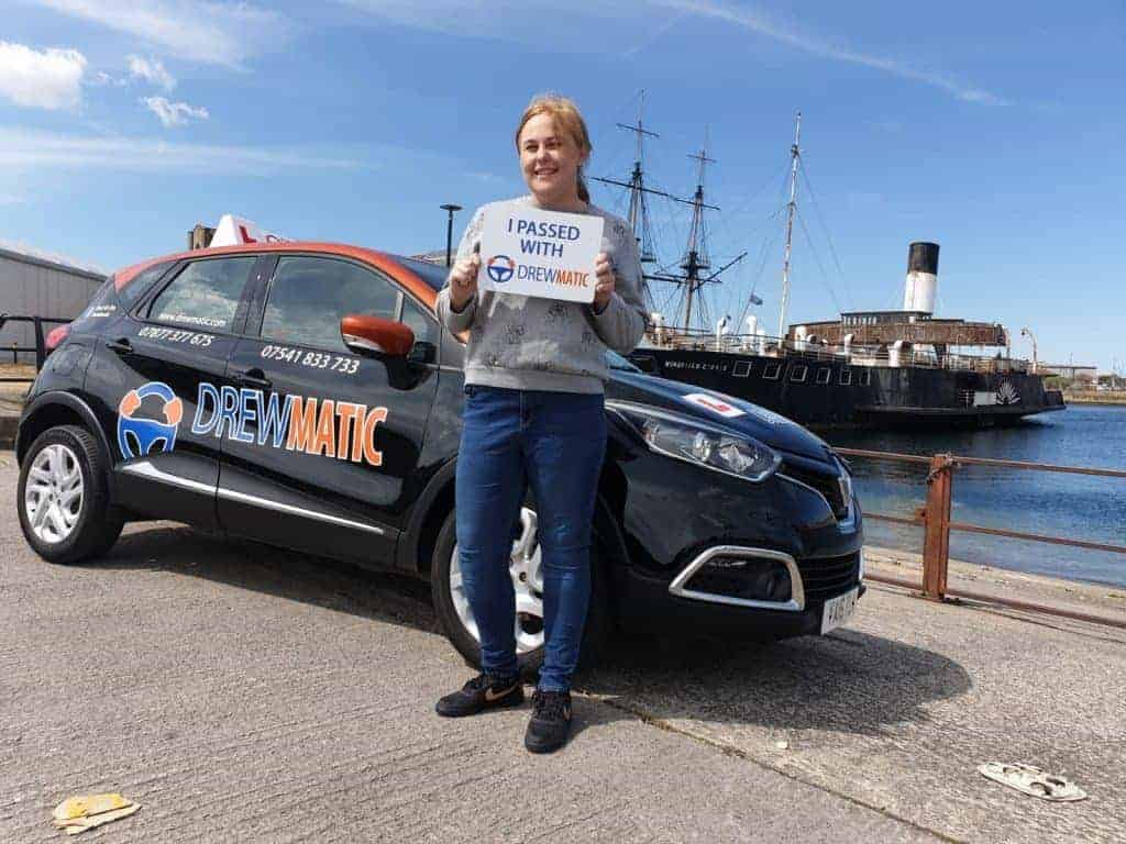 Automatic Driving Lessons In Stockton On Tees
