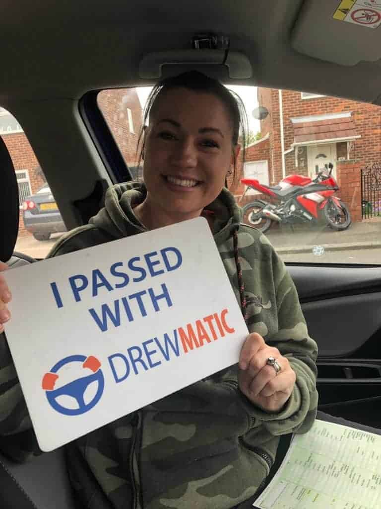 automatic driving lessons sunderland