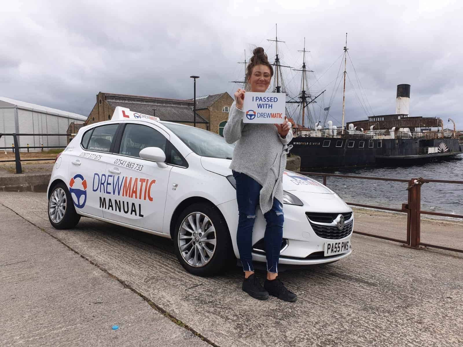 Best Driving instructors In Hartlepool DrewMatic