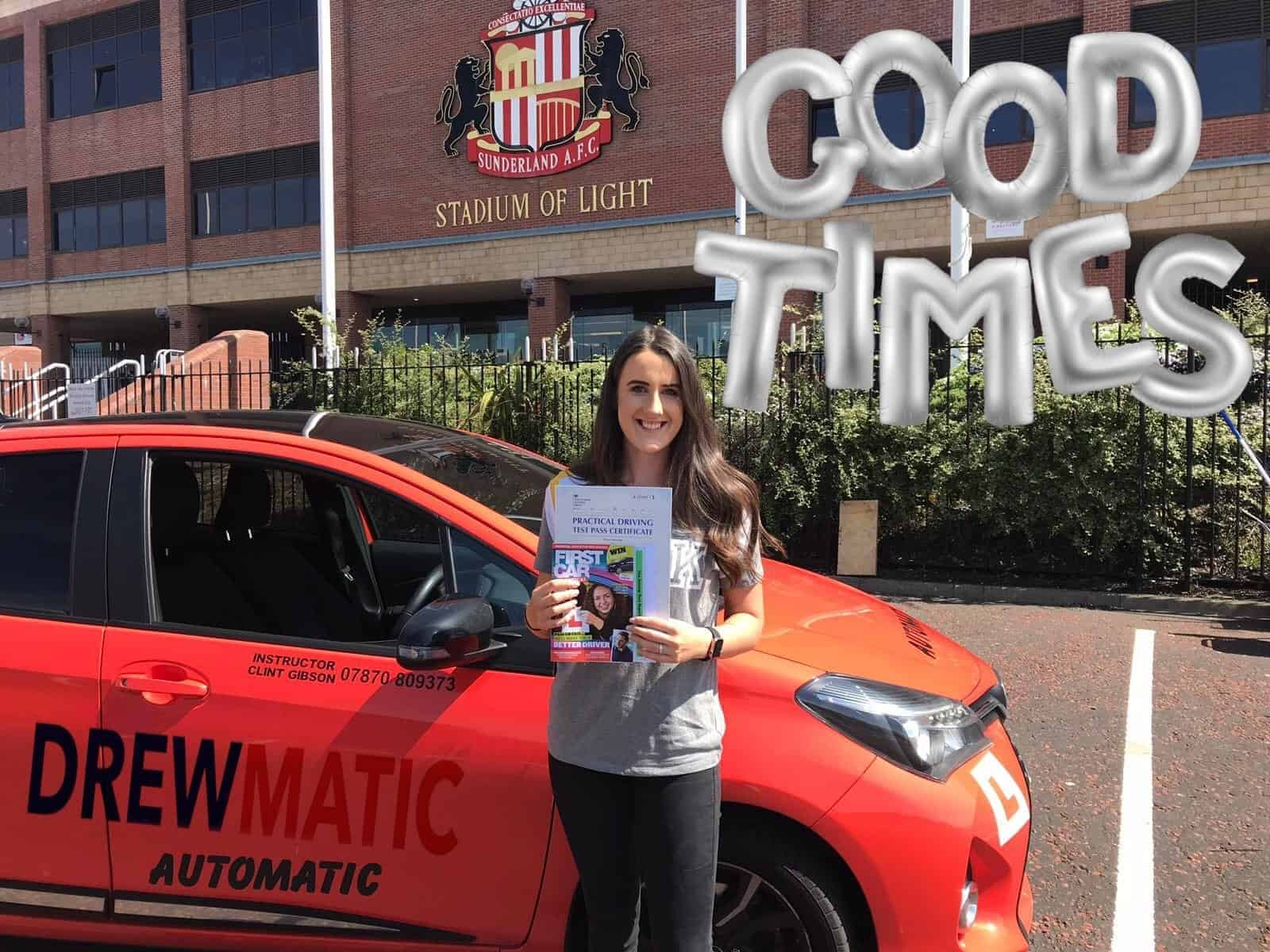 Automatic Driving Lessons Hetton