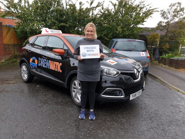 Female Automatic Driving Instructor