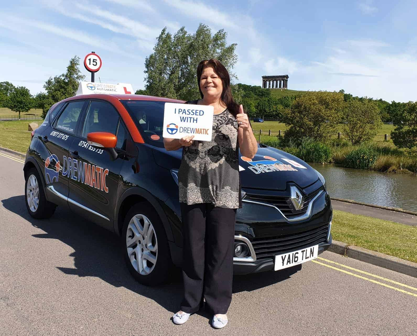 Automatic Driving Lessons In Newton Aycliffe