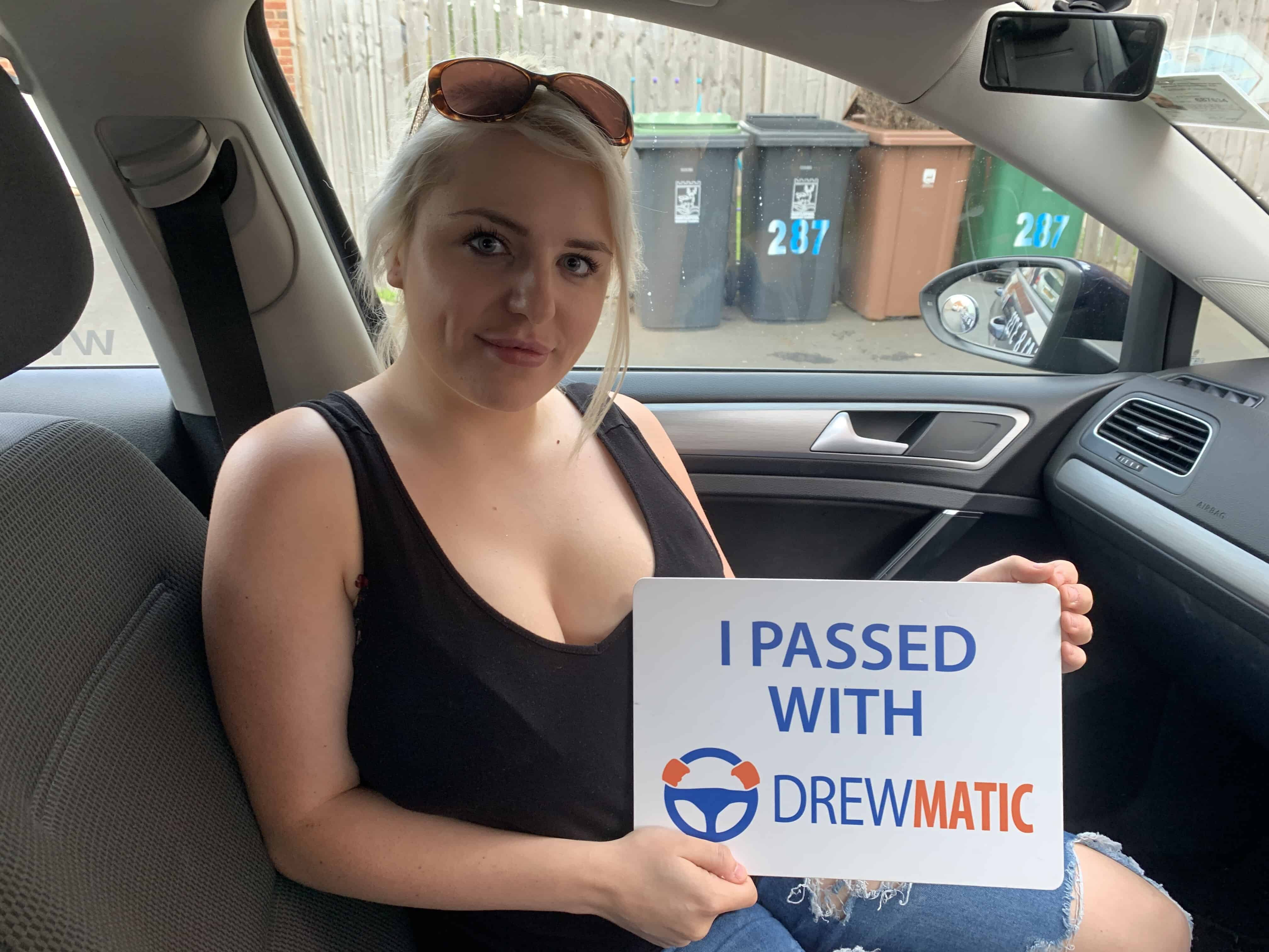 Automatic Driving Lessons Intensive Driving Course