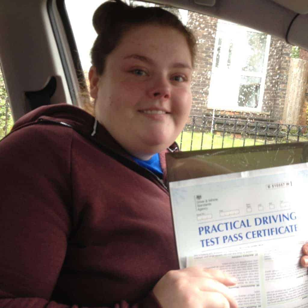 Female Automatic Driving Instructors In Sunderland
