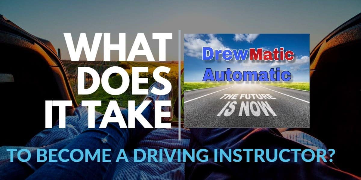 Driving Instructor Training With DrewMatic
