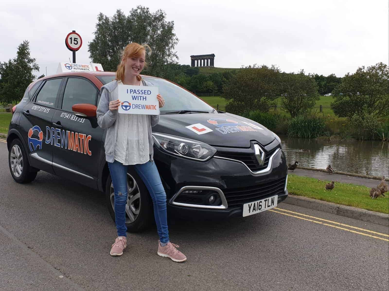 Automatic Driving Lessons In Cramlington