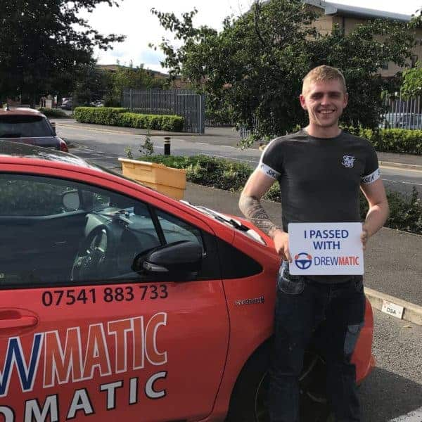 Automatic Driving Lessons In Durham