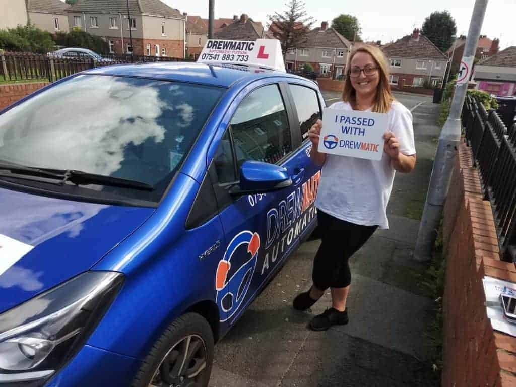 Automatic Driving Lessons North Tyneside