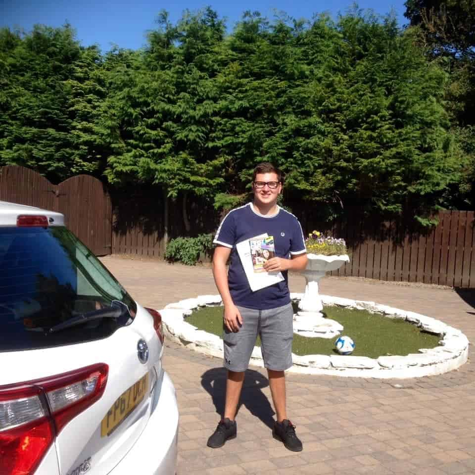 Automatic Driving Lessons In Sunderland