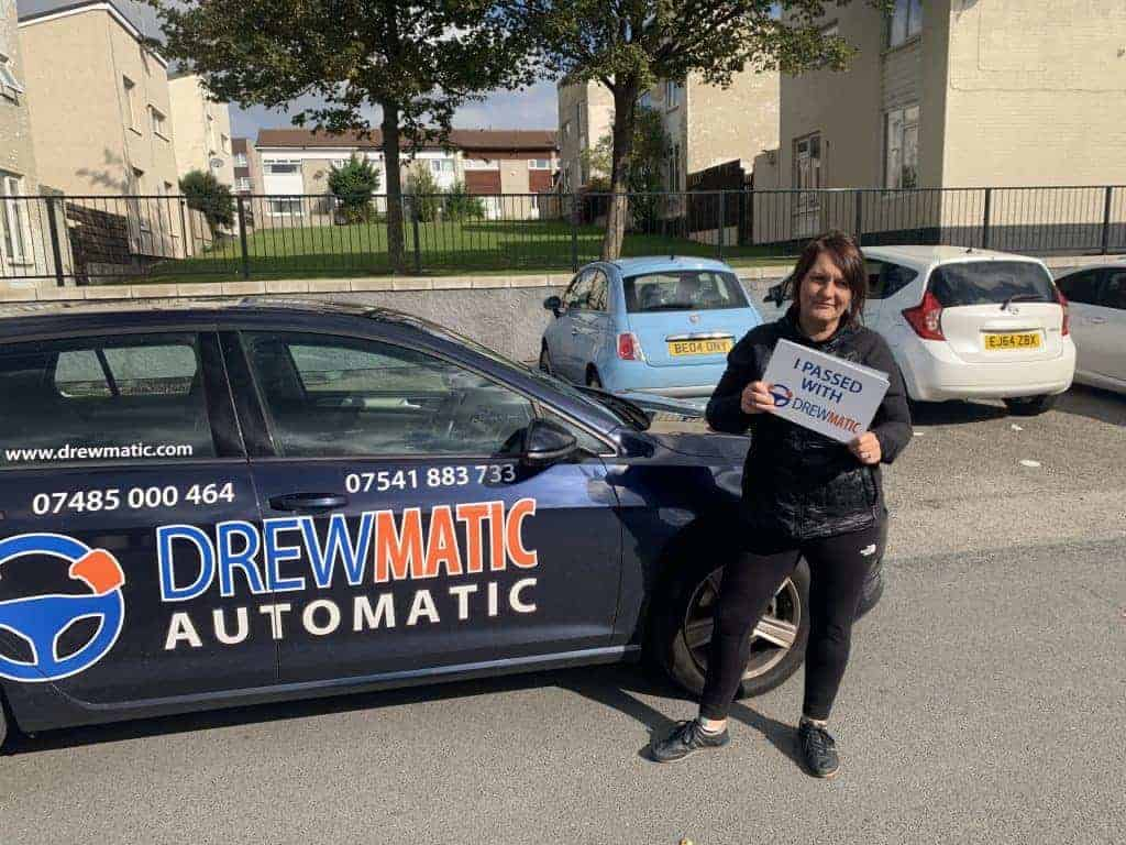 Automatic Driving Instructor Peterlee
