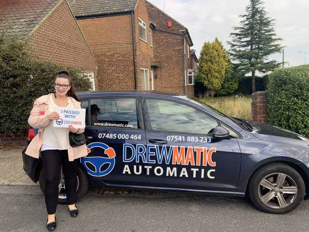 Best Automatic Driving Instructor In Hartlepool