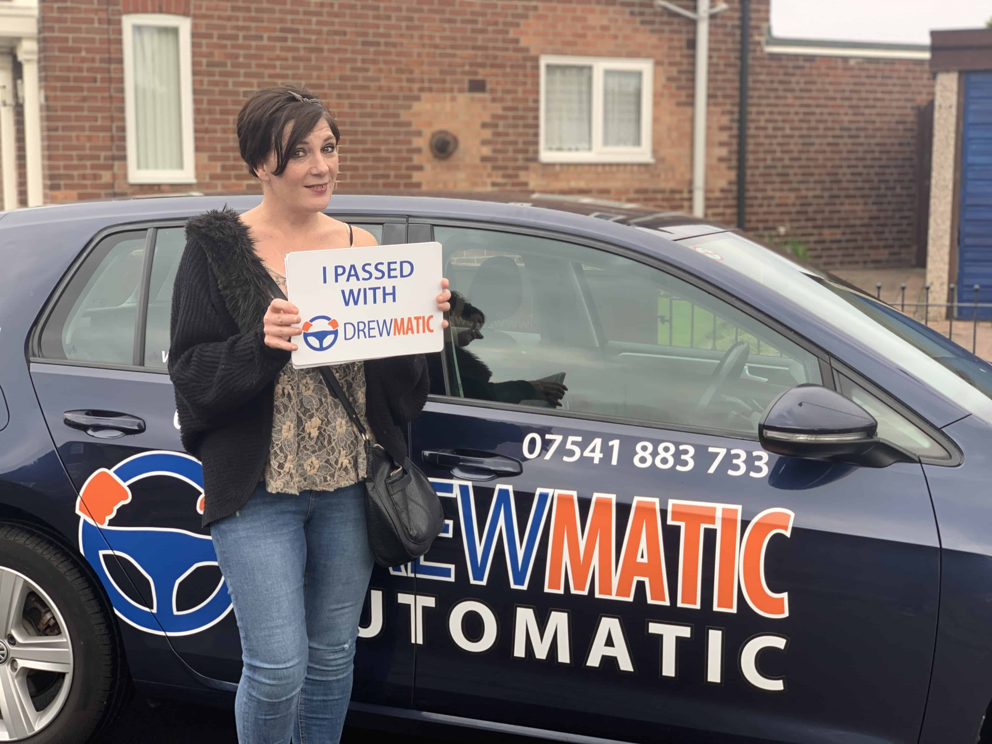 Automatic Driving Lessons In Hartlepool
