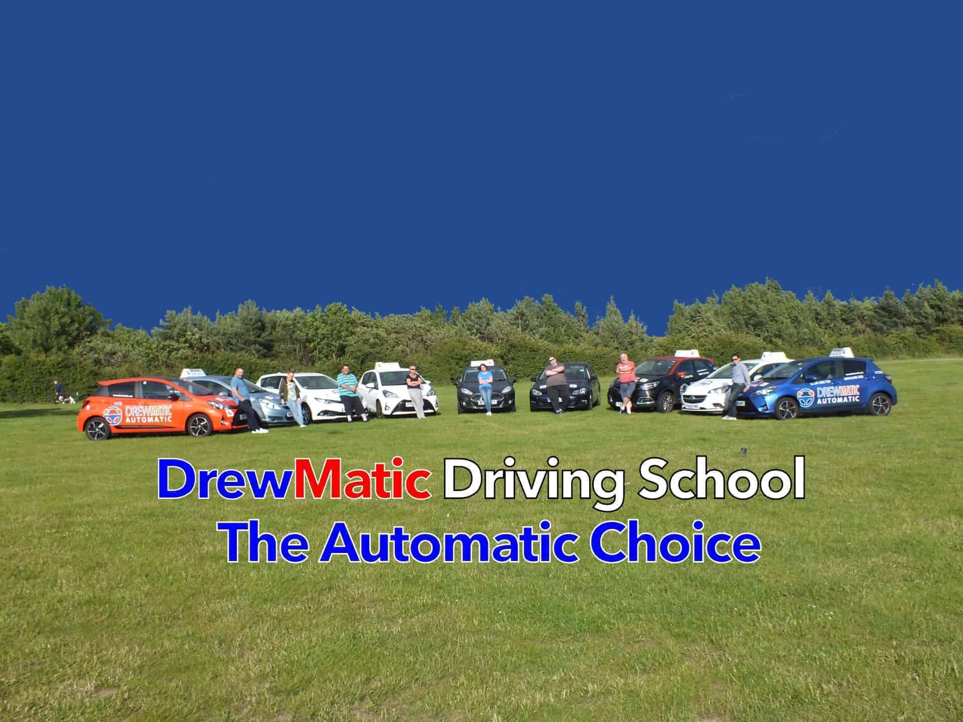 Automatic driving lessons in south shields