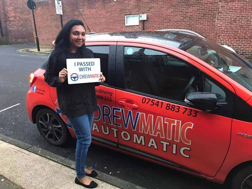 DrewMatic Automatic Driving Lessons