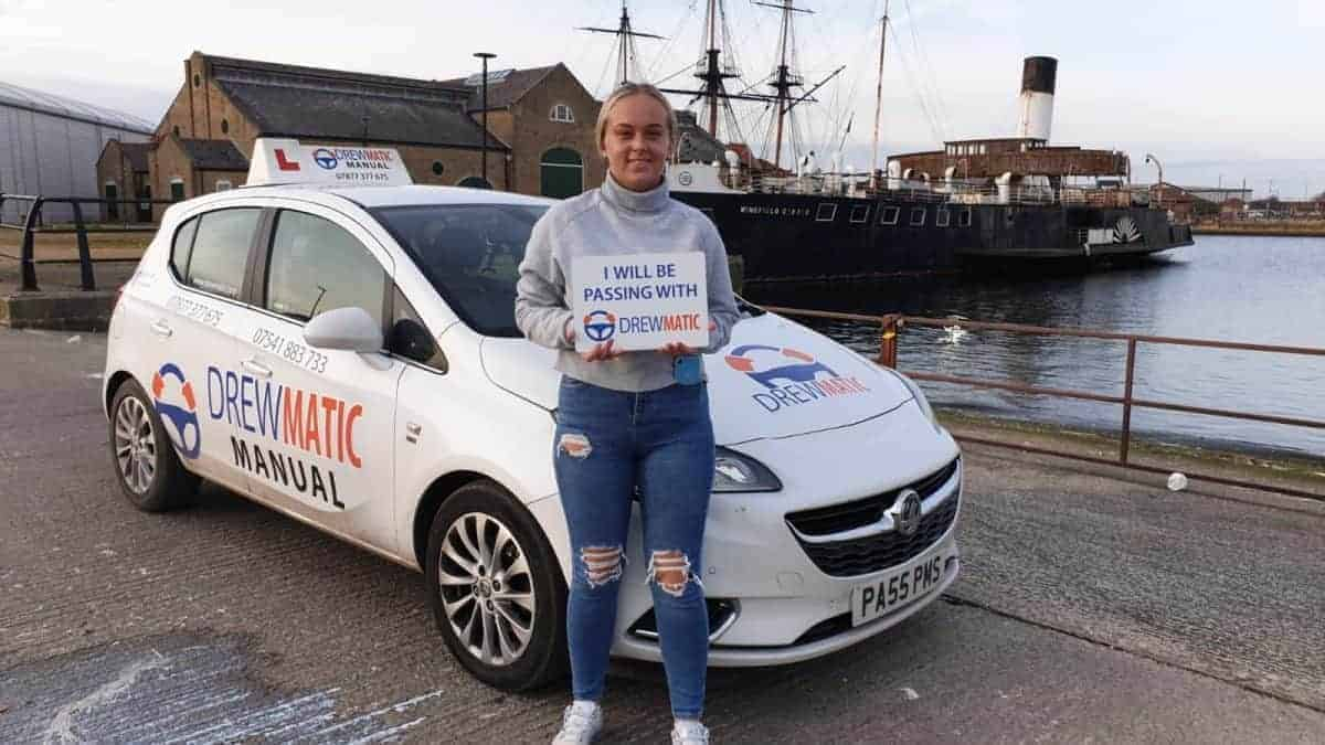 Automatic Driving Instructor South Shields