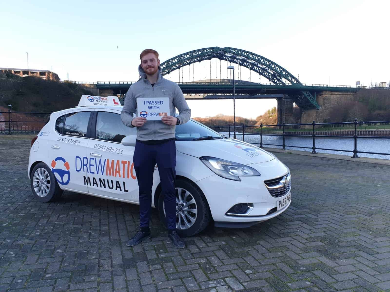Driving instructor Sunderland
