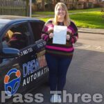 Automatic Driving instructor Hartlepool