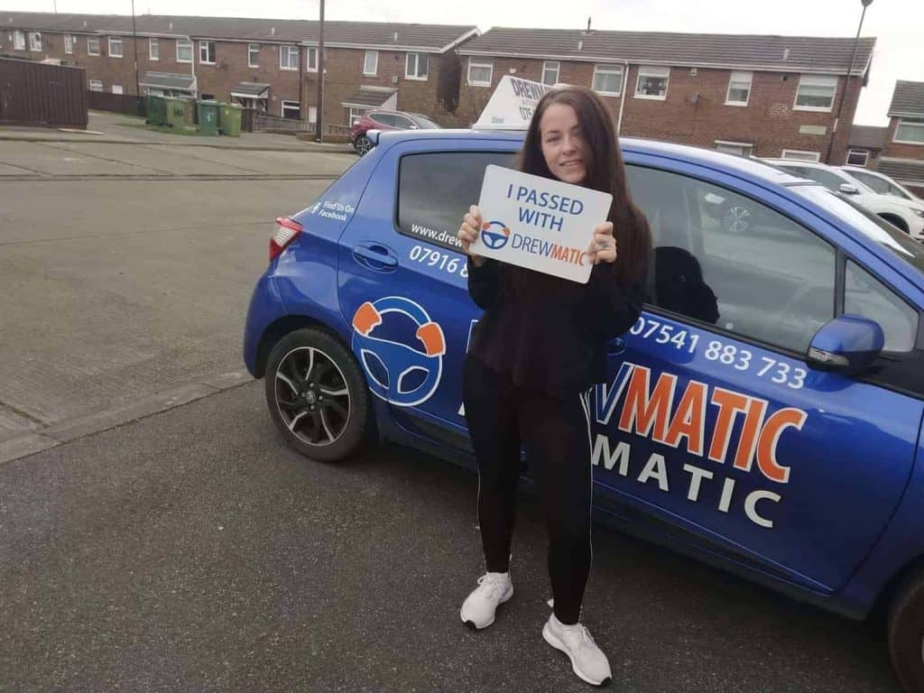 Automatic Driving Instructor In Sunderland