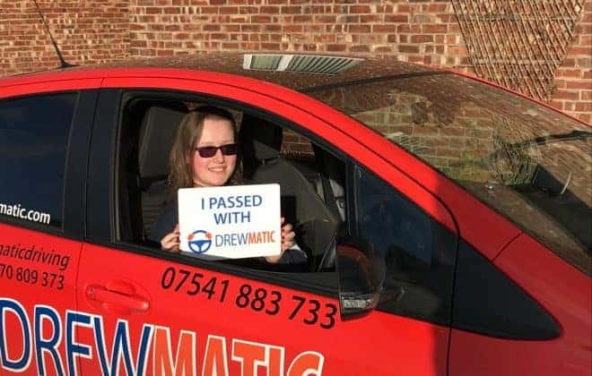 Automatic Driving Instructor Durham
