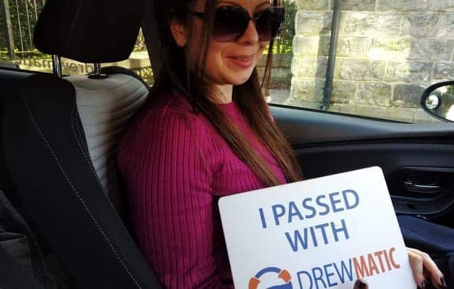 Automatic Driving Instructor Sunderland