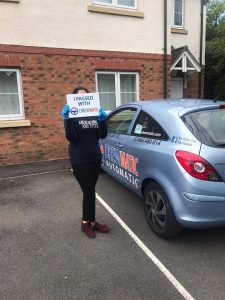 Female Automatic Driving Instructor In Durham